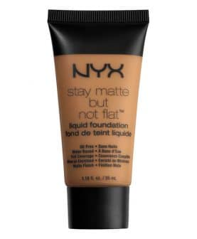 STAY MATTE BUT NOT FLAT LIQUIDE