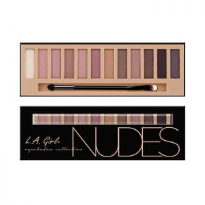 BEAUTY BRICK EYESHADOW NUDES