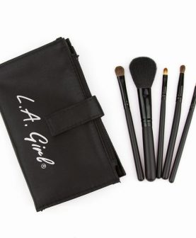 LA GIRL ESSENTIAL MAKEUP BRUSH SET