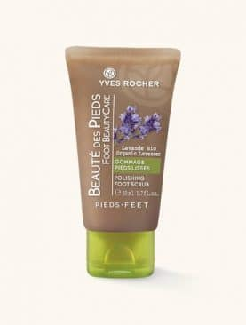 Gommage Pieds Lisse Yves Rocher