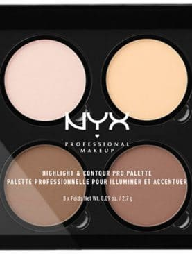 NYX CONTOUR AND HIGHLIGHT PRO