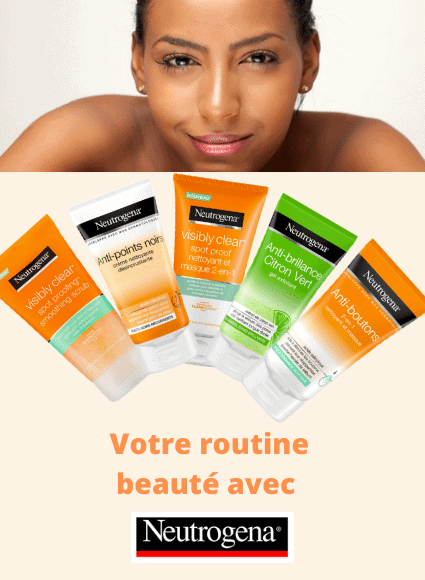 Routine Beaute Neutrogena